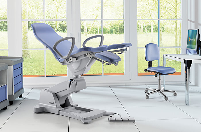 Podo slinder pedicure chair