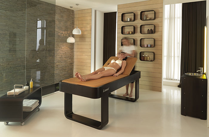 SPA Glam massage bed