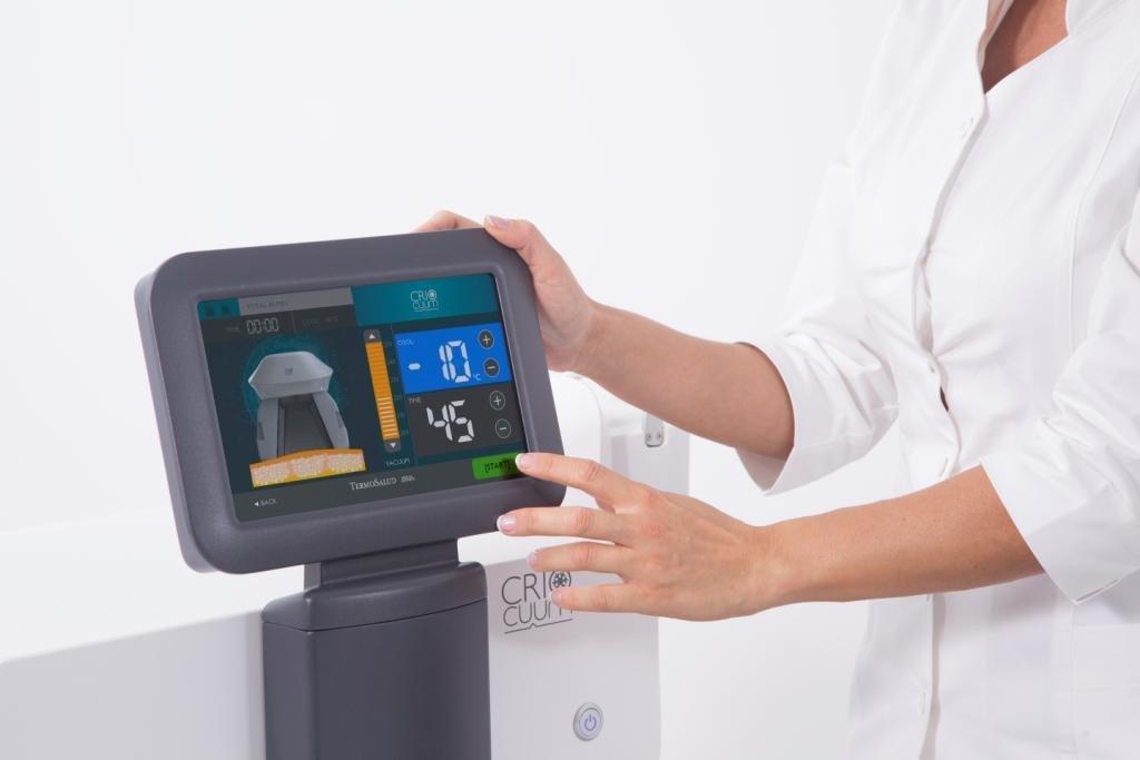 Аппарат криолиполиза Criocuum