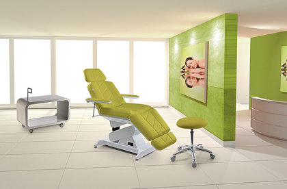 Syncro Bizak elektrinė kosmetologinė lova