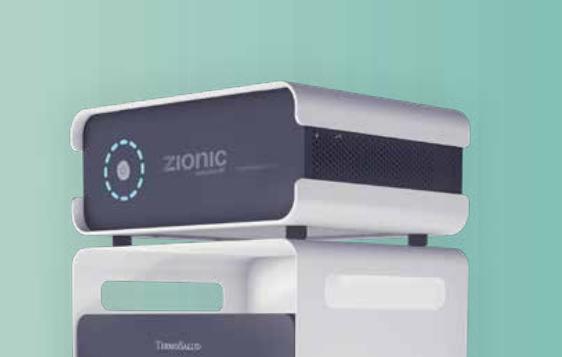 Zionic RF термолифтинг и механический массаж